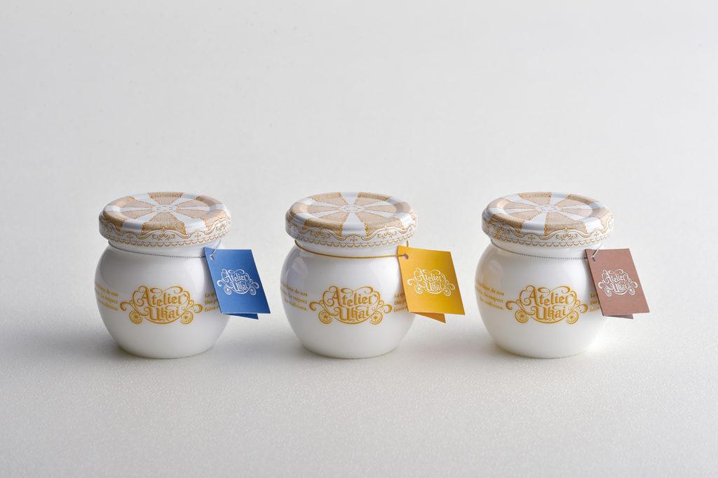 アトリエうかい トリエ京王調布の調布・品川限定販売プリン