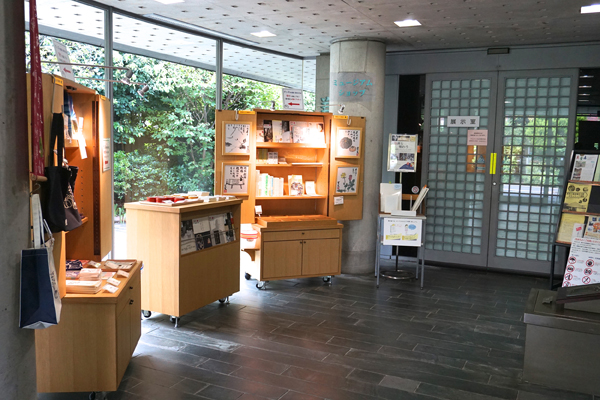 While the museum is open, you can also just visit the gift shop.